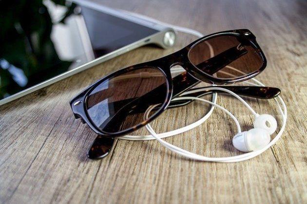 【ケノンの注意点】⑤照射時はサングラスを付ける