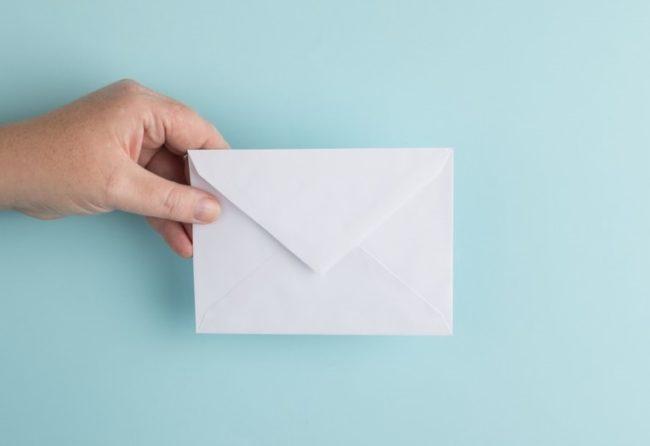 疑問①ケノンは郵送での領収書の発行はしてくれないの?