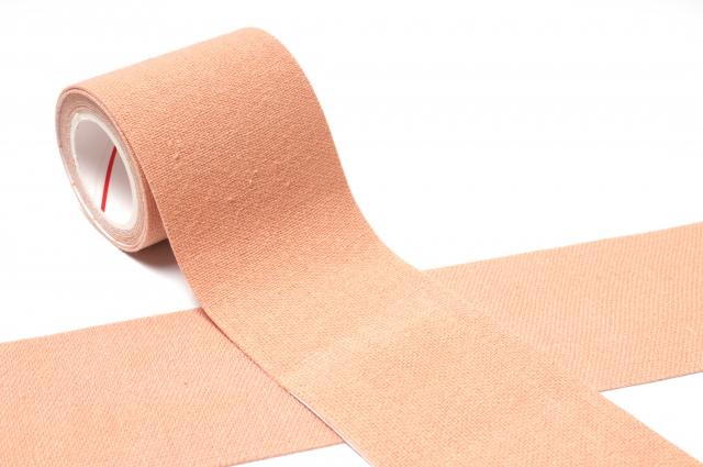 ケノン公式サイトではサージカルテープで隠す事を推奨