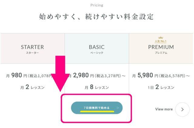 【悲報】SOELU(ソエル)公式サイトで登録すると7日しか体験できない件